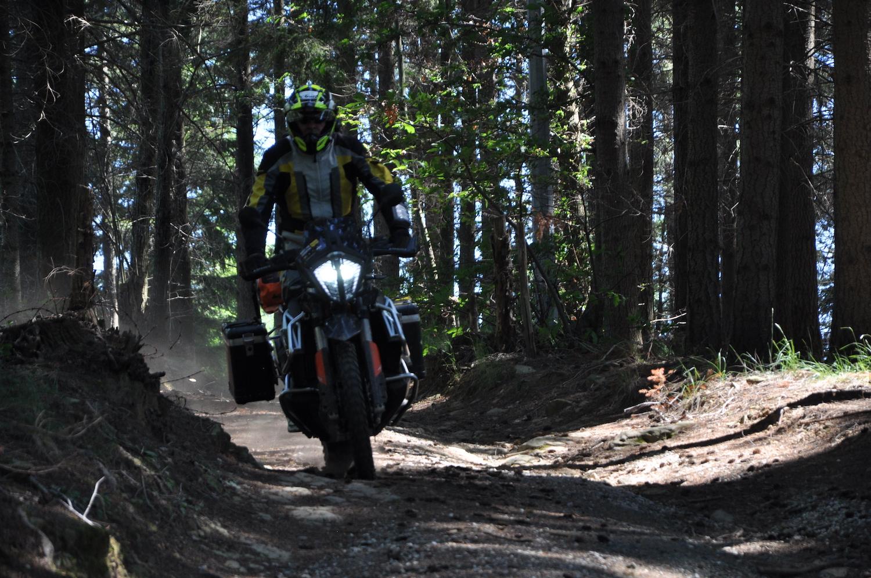 Weekend adventure Touratech Italia